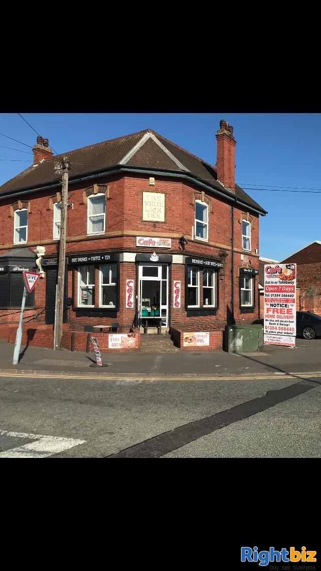 Well Established Black Country Cafe - Image 1