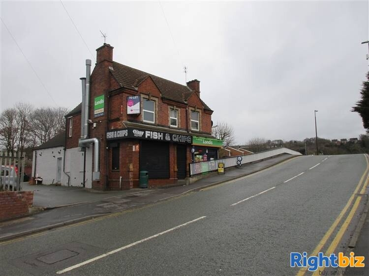 Established Fish & Chip Shop for Sale in Cradley Heath - Image 1