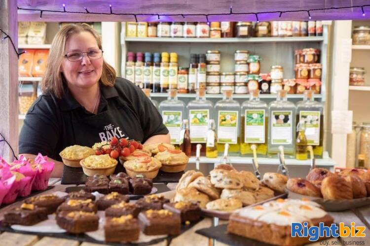 Popular Denbighshire Sandwich Shop & Bakery with Online Potential - Image 1