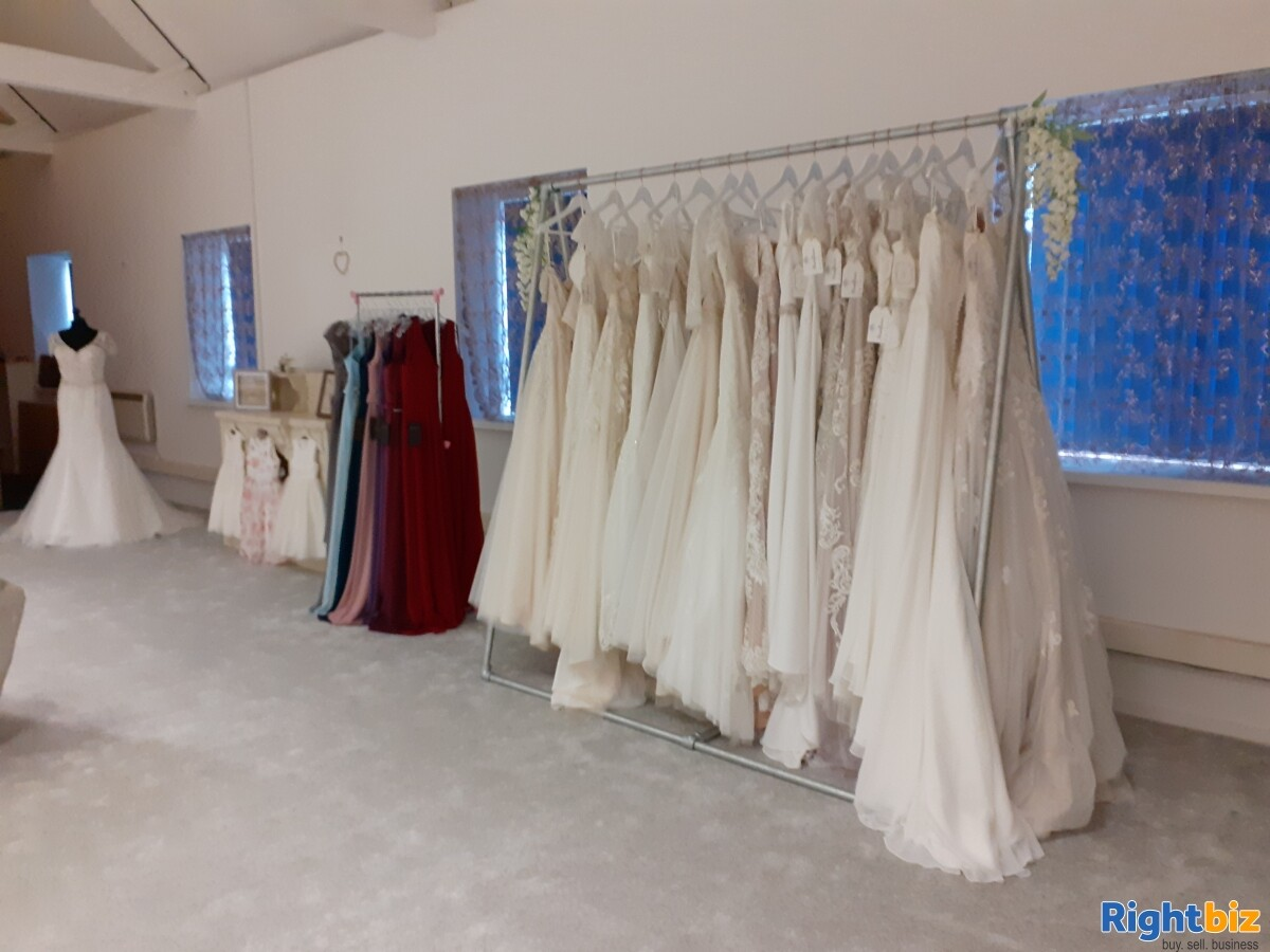 Freehold Bridalwear Business for sale Gosport Hampshire - Image 1