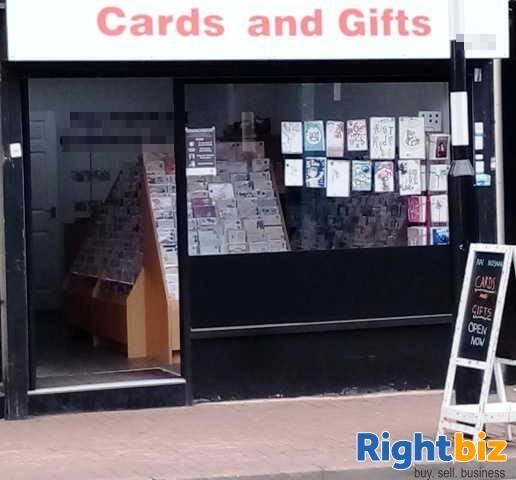 Card Shop newly Fitted 12th April Or Other Trades As Required for Sale - Image 1