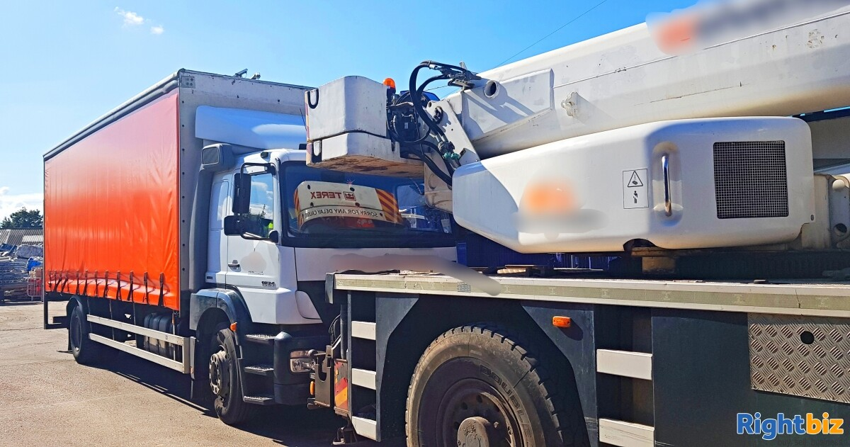 Profitable Haulage and Crane Hiring Business for sale in Wolverhampton, Construction Business - Image 1