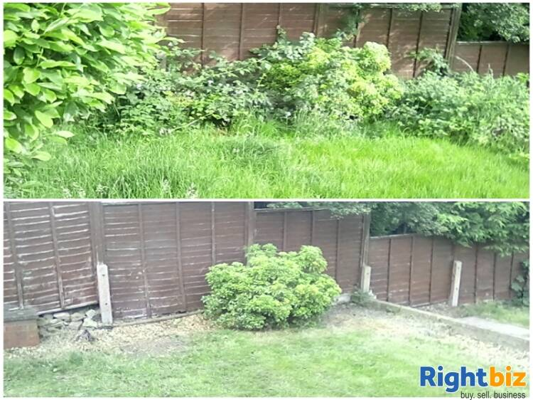 Newly established Garden Maintenance & Household Cleaning business for sale - Image 1