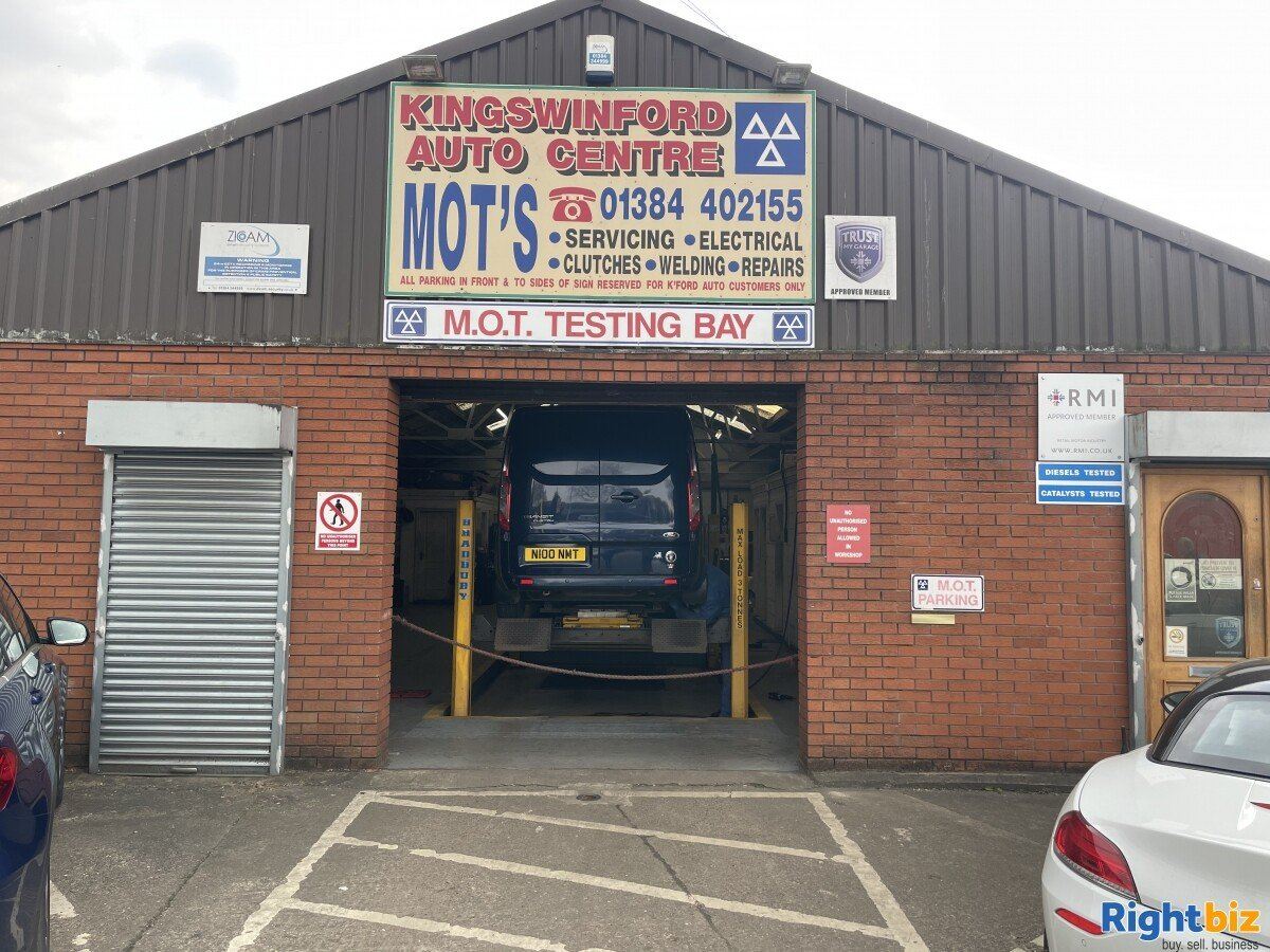 Well Established Auto Repair & Servicing Centre - Image 1