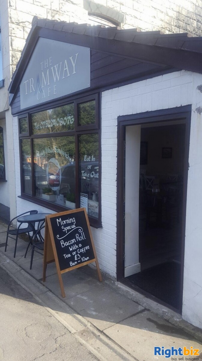 Cafe for sale in Darwen Whitehall Area - Image 1