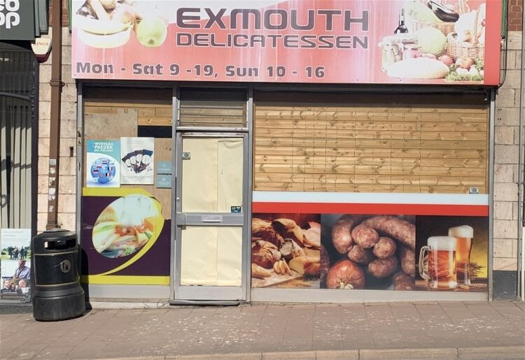 Freehold investment property in central Exmouth - Image 1