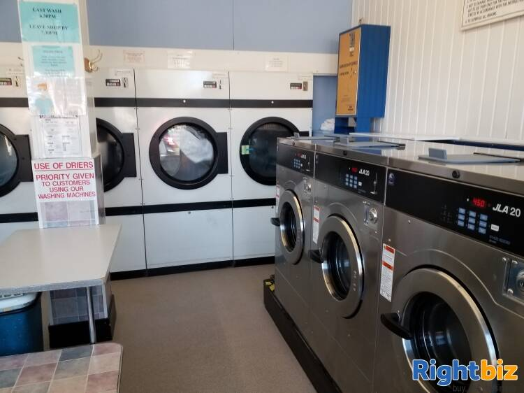 Successful & Long-Standing Launderette Based in Reading - Image 1