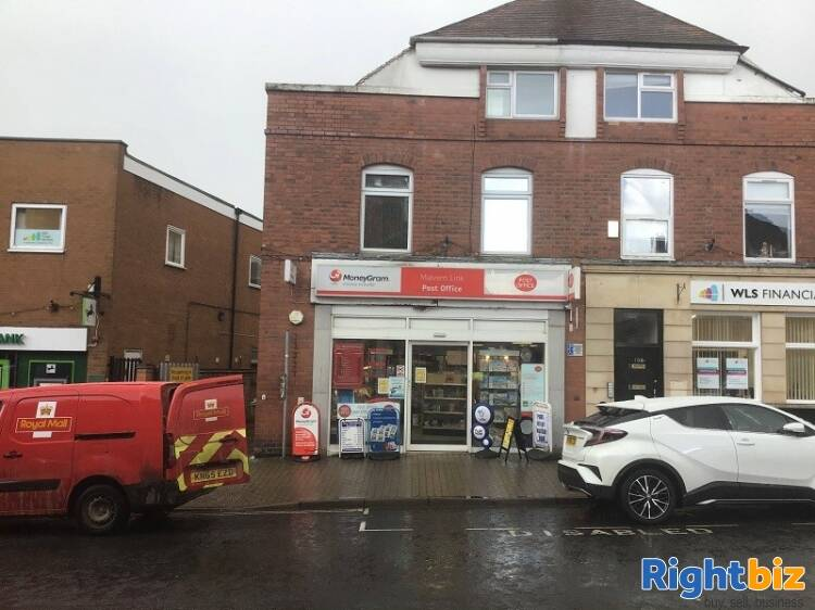 Well established Post Office business for sale - Image 1