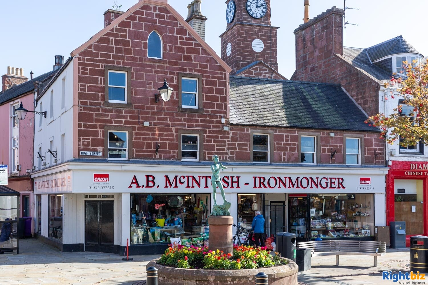 Freehold Hospitality & Residential Development Opportunity, Kirriemuir, Angus - Image 1