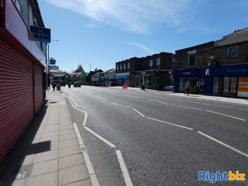 Traditional Newsagent & Stationers For Sale Hazel Grove - Image 1