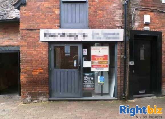 A1 Retail Shop Premises a5 Application Pending for Sale - Image 1