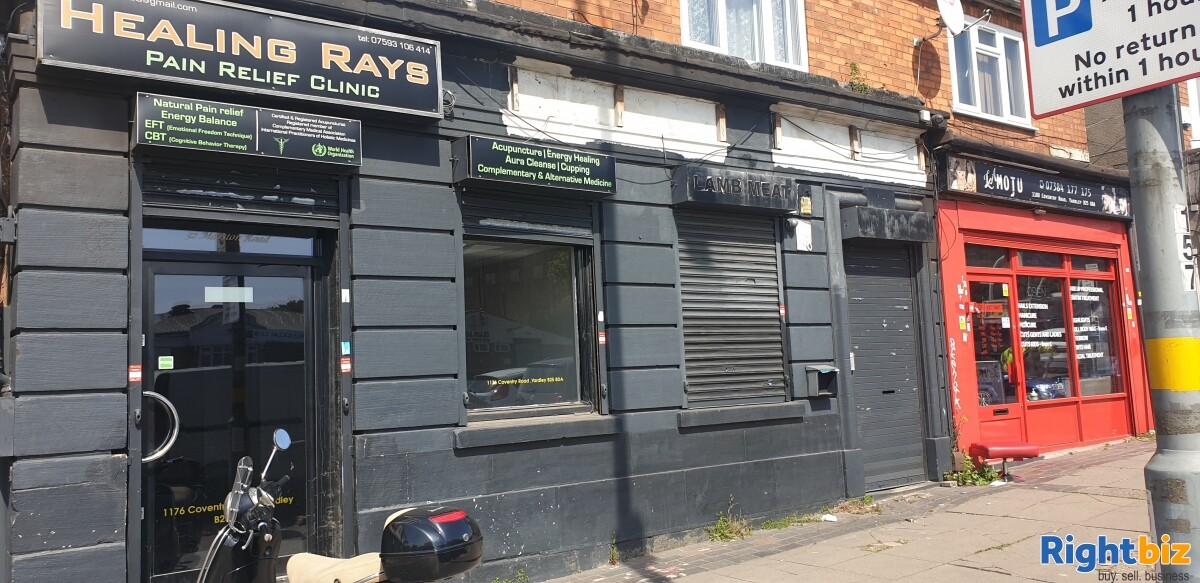 GROUND FLOOR LOCK UP OFFICES / RETAIL OPPORTUNITY  IN YARDLEY BIRMINGHAM - Image 1