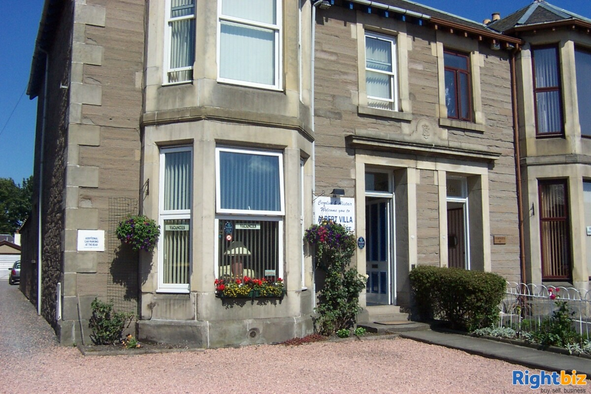 Popular Guest House in the busy city of Perth, Scotland - Image 1