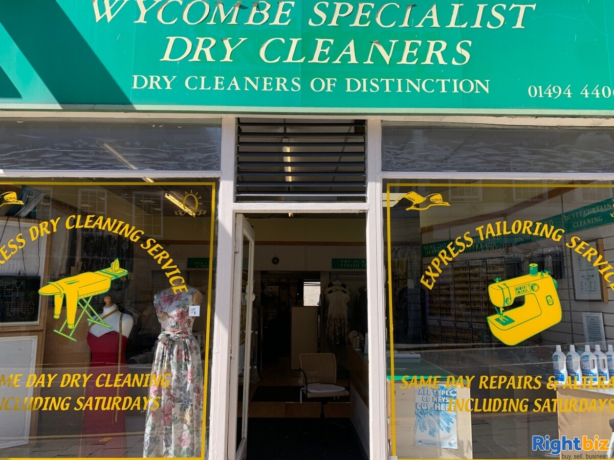 Established Dry Cleaners in Prime Location for sale - Image 1