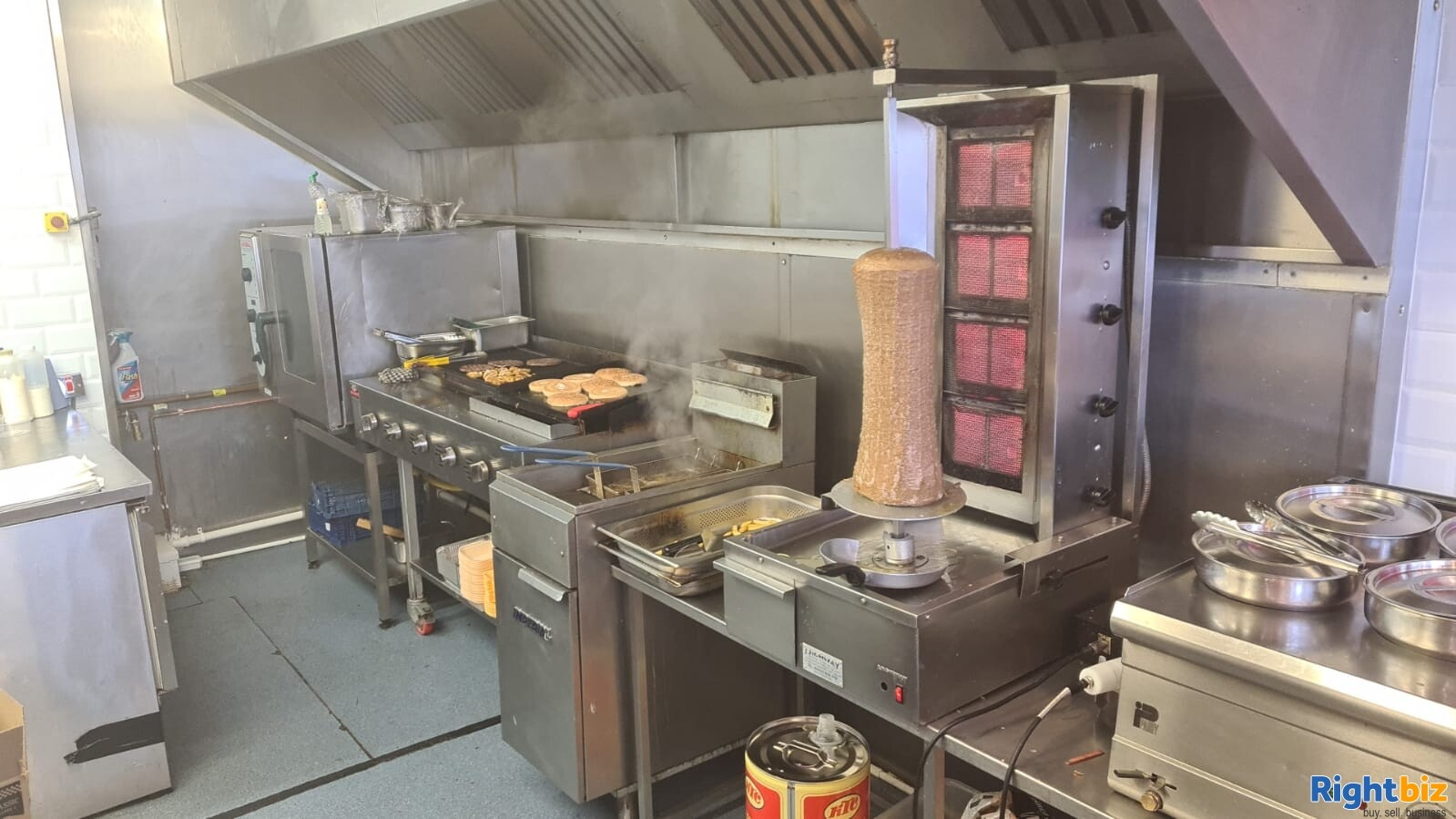 Leasehold Kebab/PeriPeri/Pizza Takeaway Business for Sale in Hull - Image 1