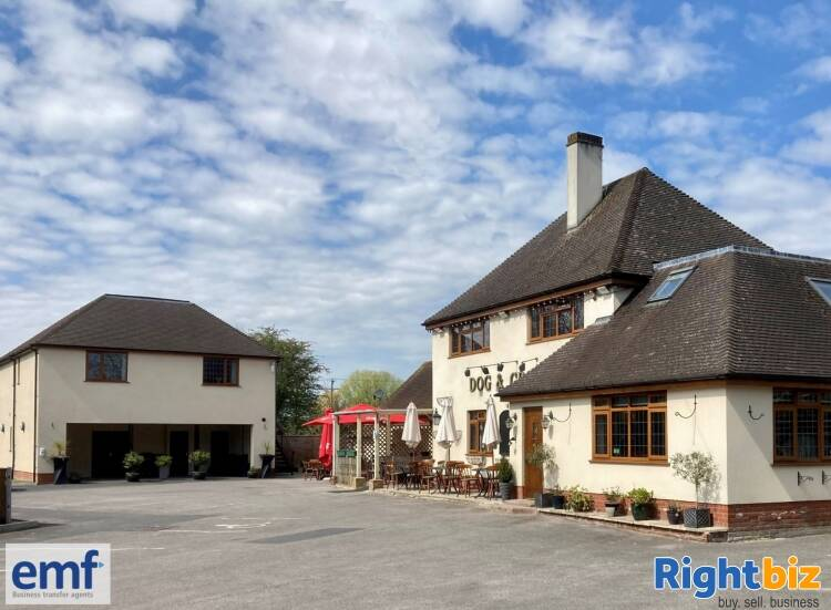 PUBLIC HOUSE (FREEHOUSE) & RESTAURANT with separate BED & BREAKFAST - Image 1