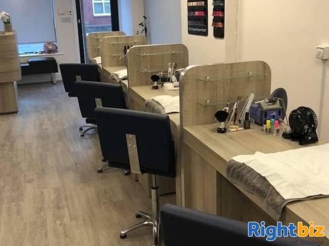 Well-Established Nail Bar in Stockport, Greater Manchester - Image 1