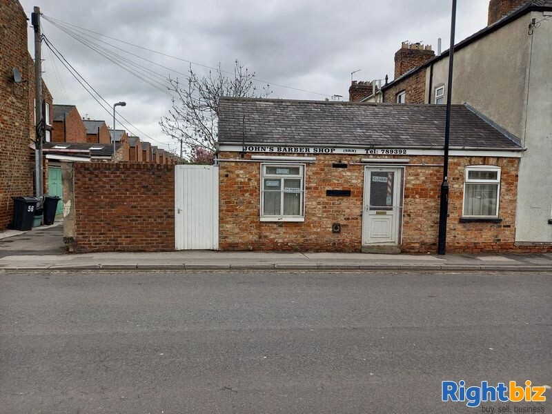 Only £49,950 for a freehold retail unit or salon for sale in Green Lane,  Acomb, York YO23 3DB - Image 1