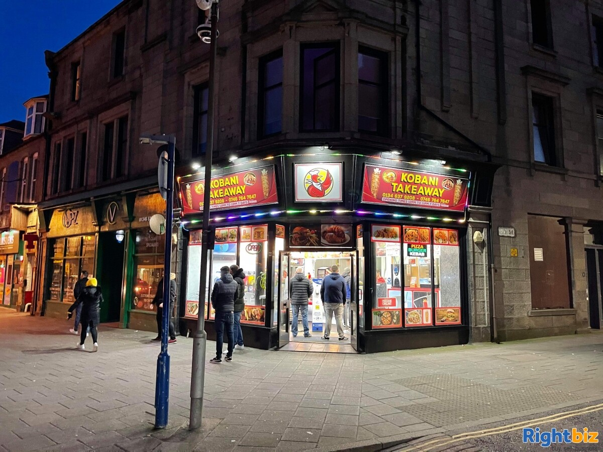 Takeaways Chicken pizza kebab shawarma business for sale - Image 1