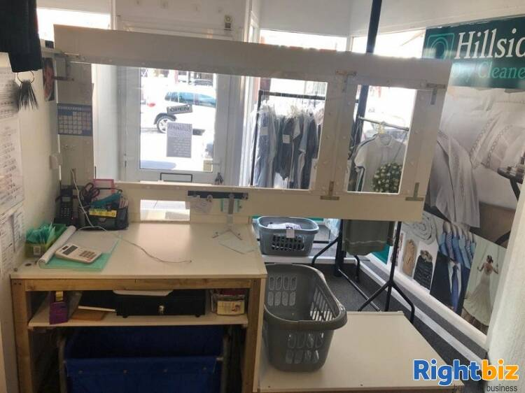 Very well established Dry Cleaning business for sale. - Image 1