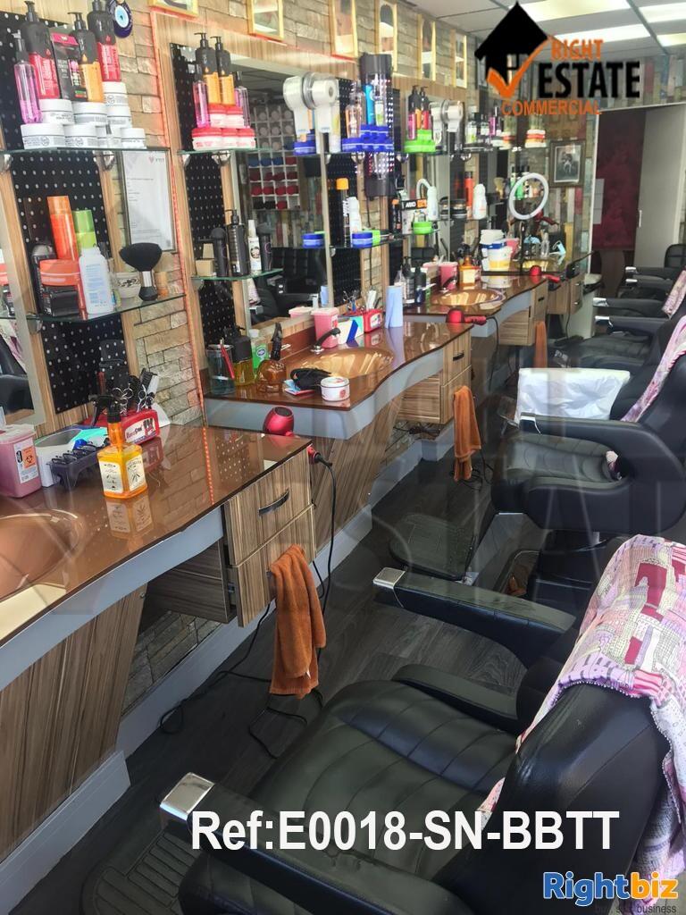 Corner location Barber Shop Lease for sale - Swindon - Image 1