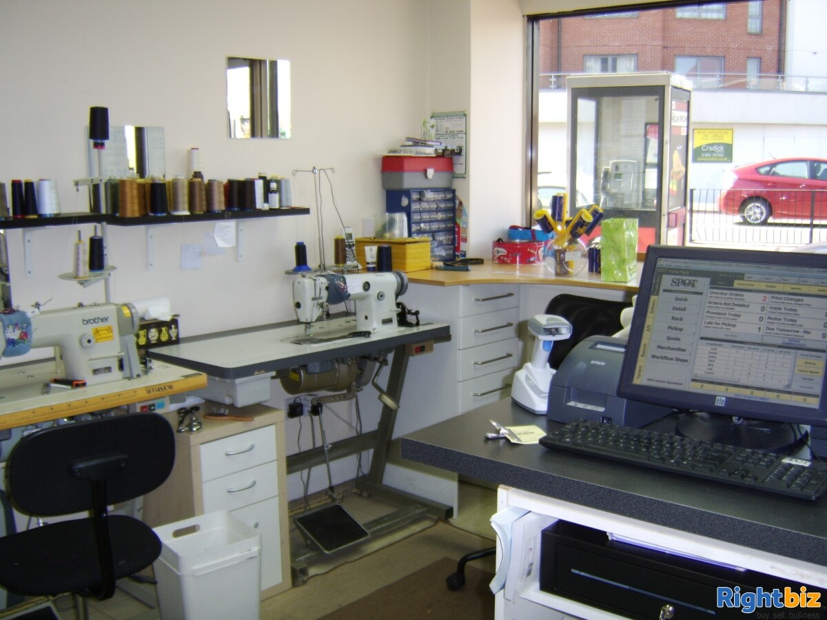 Freehold/leasehold dry cleaning, laundry, repair&alteartion business for sale - Image 1