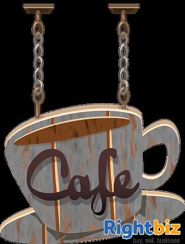 VERY POPULAR COFFEE SHOP, Bromsgrove, Worcestershire. - Image 1