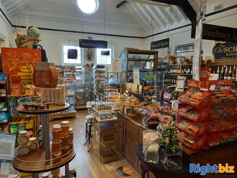 Hugely Attractive Village Store and Tea Rooms in the delightful Village of Rufforth, near York - Image 1