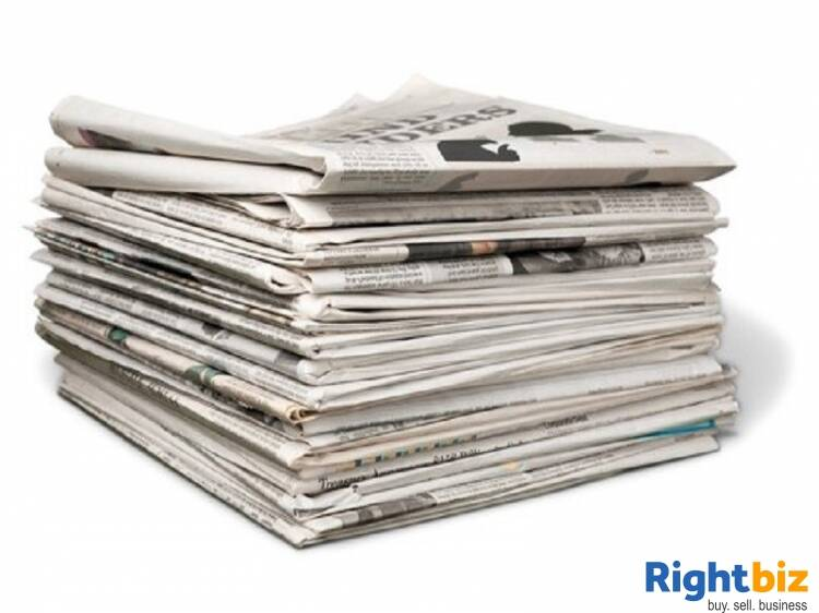Highly Profitable Newspaper Delivery business for sale - Image 1