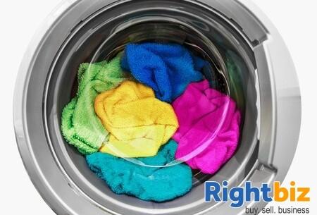 Full Service Launderette - Image 1