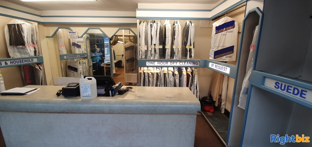 DRY CLEANERS – ESTABLISHED 1969 - Image 1