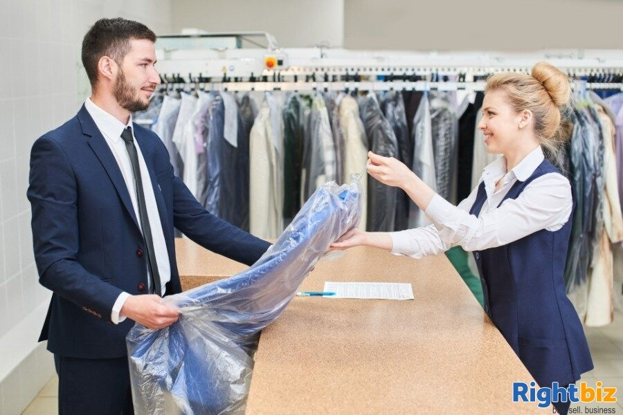 *** 3 X DRY CLEANING SHOPS FOR SALE *** - Image 1
