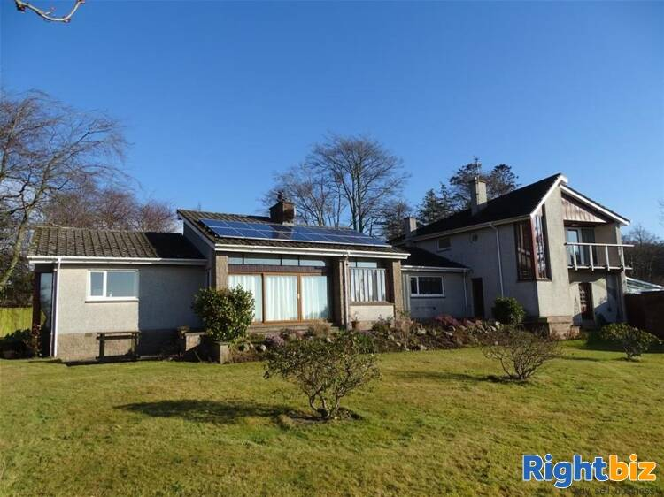 Willowbank House B & B for sale in Arbroath - Image 1