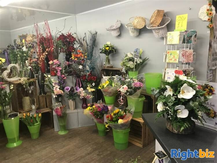 Florist For Sale in Alnwick - Image 1