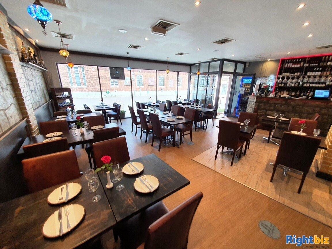 FULLY LICENCED RESTAURANT WITH 110 COVERS - Image 1