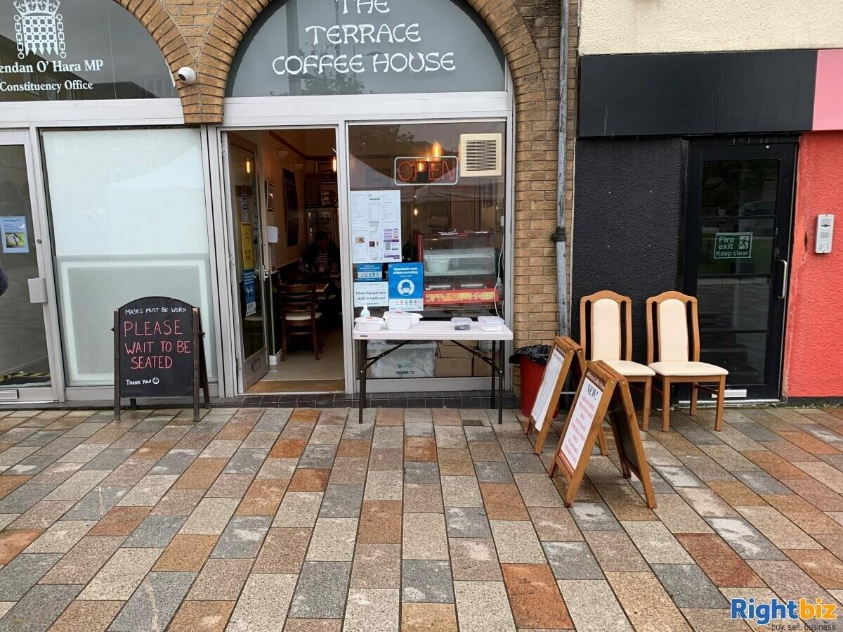 Popular Cafe for Sale Helensburgh Argyll & Bute - Image 1