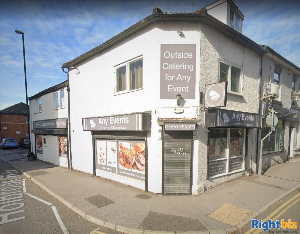 Café/Takeaway or Shop Leasehold for sale Swindon - Image 1