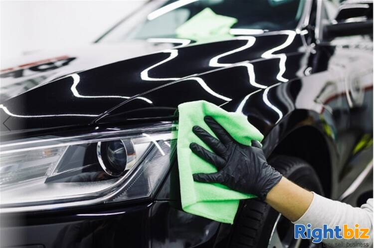 Mobile Car Wash Company for Sale - Image 1