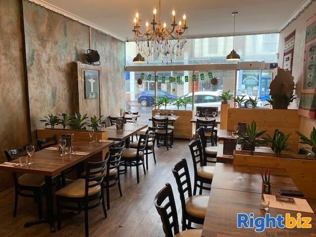 Latin American Restaurant, Beautifully Presented, In The East Sussex Coastal Town Of Bexhill-on-Sea - Image 1