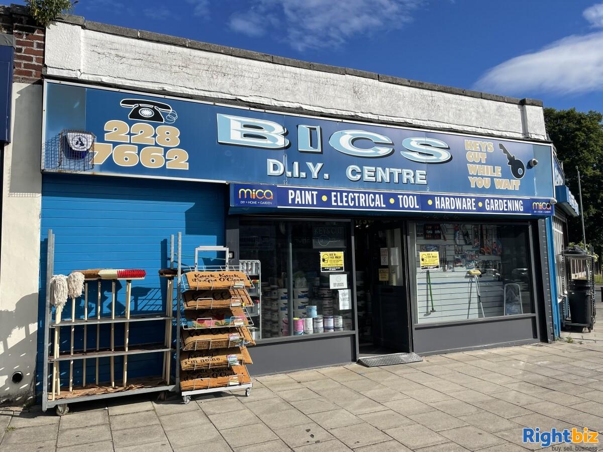 Well Established Independent DIY Store - Image 1