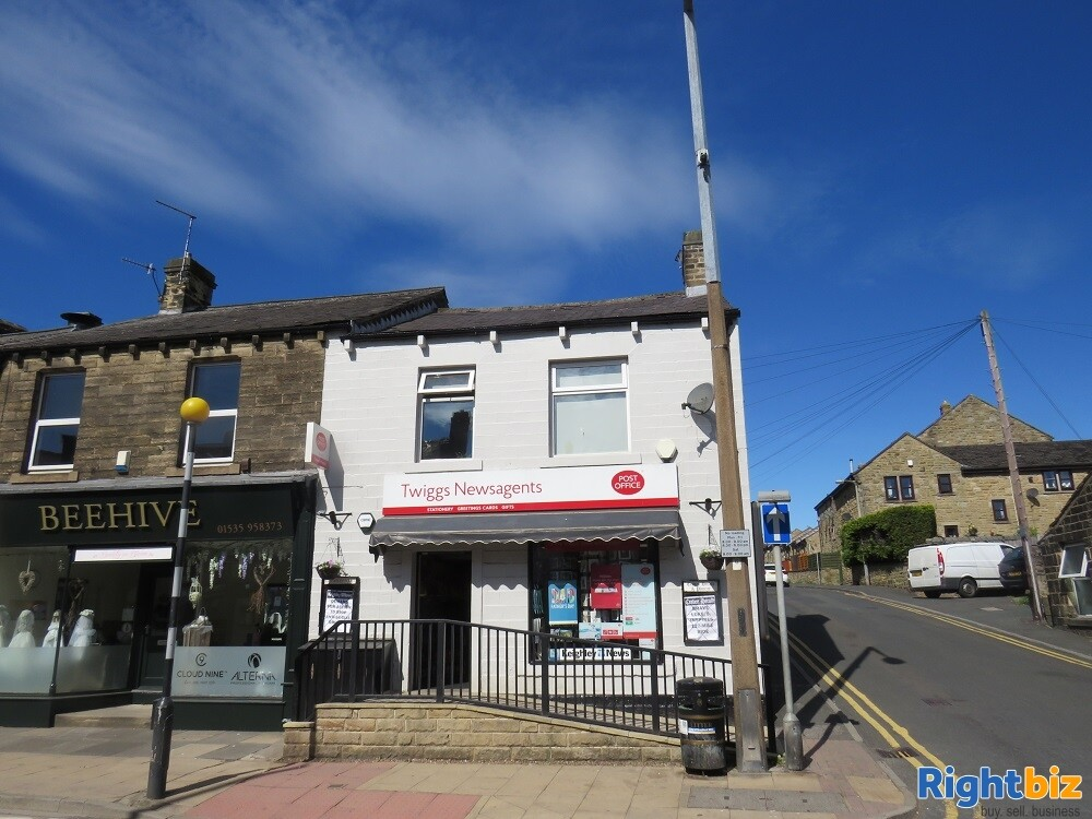 Old-established Newsagents and Post Office - Image 1