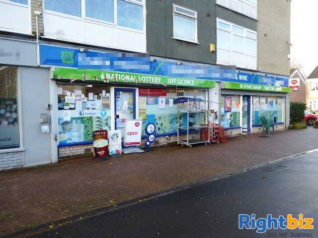 Self Service Convenience Store, News, Confectionery, Tobacco, Full Free Off Licence With Post Office Local Plus With On Line National Lottery Sales &  - Image 1