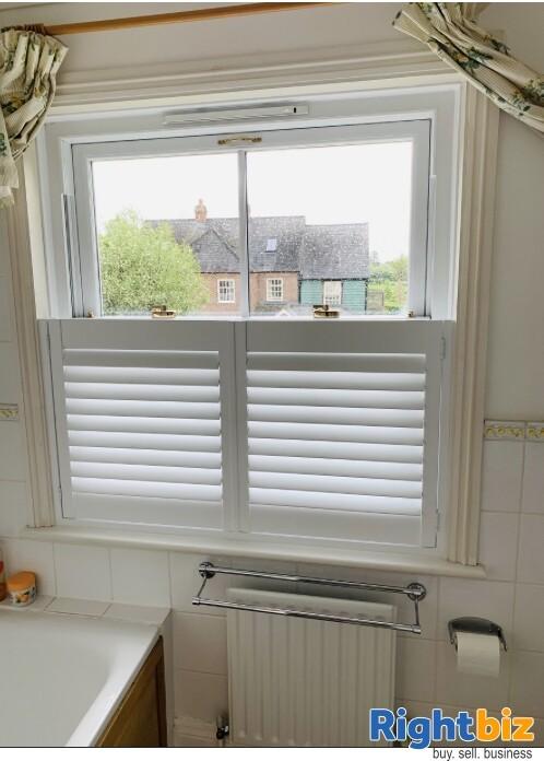 Home Improvements - Shutter Franchise - Image 1