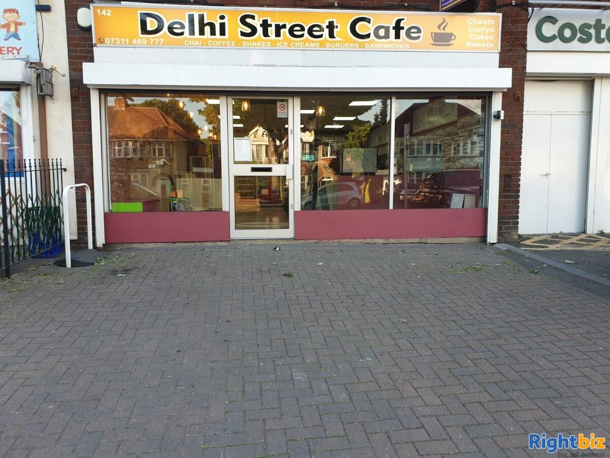 Indian street food cafe restaurant takeaway for sale in Birmingham, West Midlands - Image 1