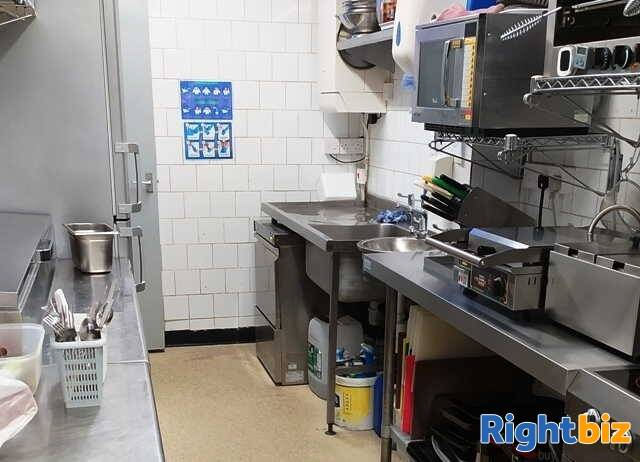 Licensed Café, Highly Popular Business Occupying An Enviable Trading Position for Sale - Image 1
