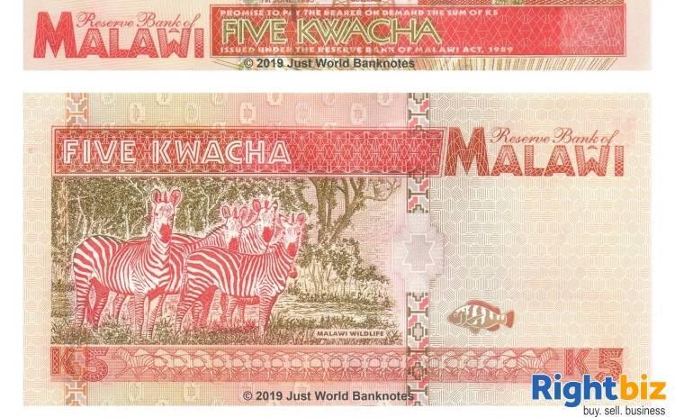 Specialist Modern World Banknotes & Paper Money Seller - Image 1