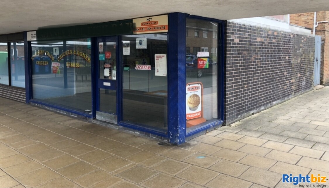 Leasehold Fish & Chip Takeaway Located In Warwick - Image 1