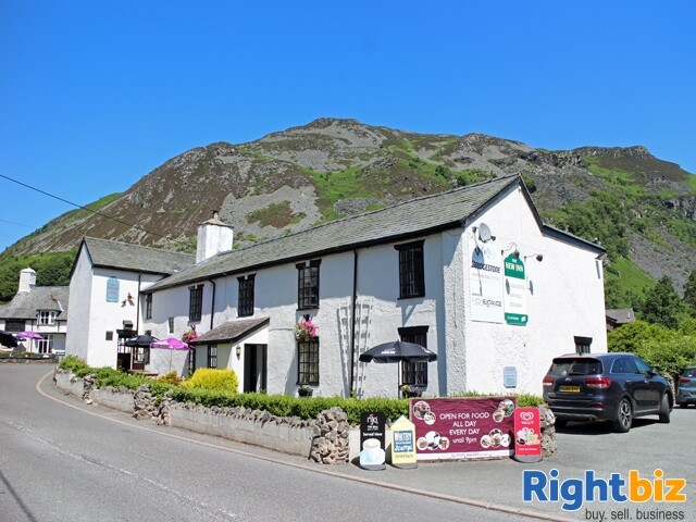 POWYS/SHROPSHIRE BORDER - HISTORIC VILLAGE INN WITH 10 ENSUITE LETTING ROOMS - Image 1