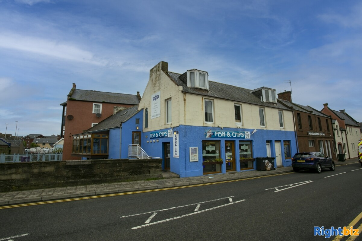 Immaculate Fish and Chip Restaurant for Lease - Image 1