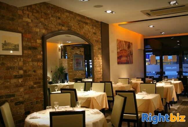 Licensed Italian Bistro Restaurant for Sale - Image 1
